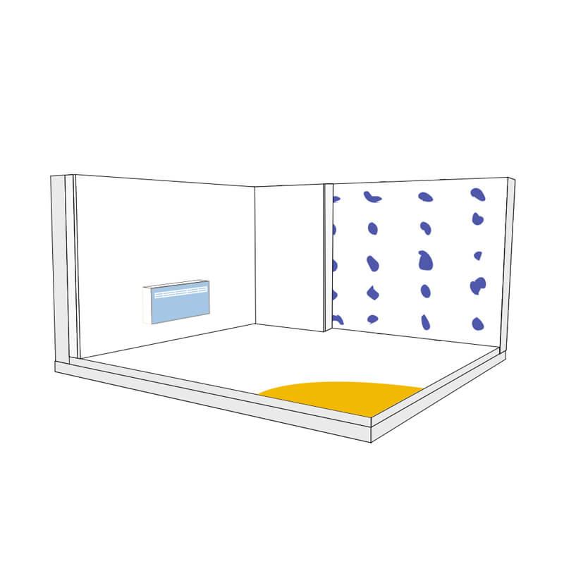 Matériaux et produits amiantés | Schéma interactif