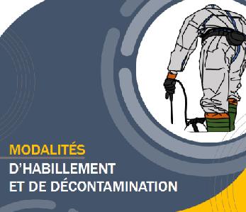 GUIDE habillement et décontamination en SS4