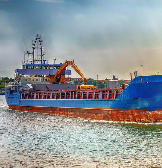 Repérage amiante avant travaux à bord d'un navire